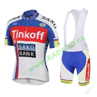 komplet dres 2015 Tinkoff Tour de France Sagan