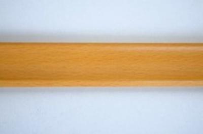 Lišta rohová 240 cm, dekor buk (14512)