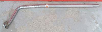 Výfuk - přední díl trubka FIAT DUNA FIORINO 1.7 D