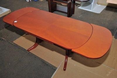 Konferenční stolek,rozkládací,nastav. výška (2792)