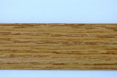 Lišta rohová 210 cm, dekor dub (12329)