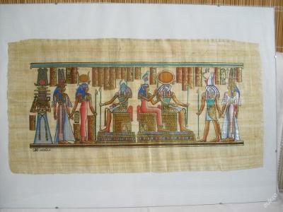 Obraz-papyrus-Egypt