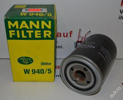 Olejový filtr DEUTZ-FAHR FENDT IVECO MAGIRUS-DEUTZ