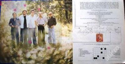 Natištěné podpisy na plakátku RANGERS PLAVCI  + LUDĚK NEKUDA
