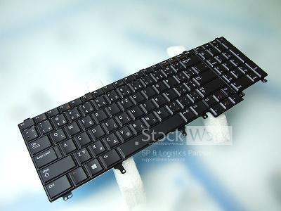 70N2N DELL Latitude E6520 E6530 M4700 klávesnice