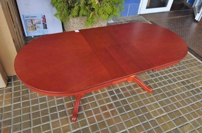 Konferenční stolek,rozkládací,nastav. výška (3678)