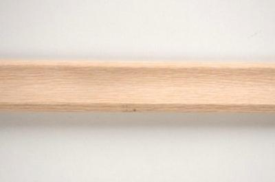 Lišta, dekor dub, 260 cm (14573)