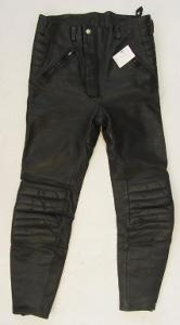 Kožené kalhoty vel.46 Krawehl - obvod pasu: 72 c