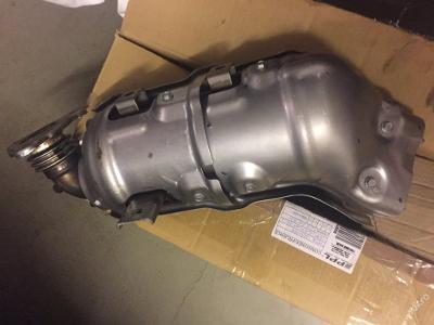 Katalyzátor Nissan Navara D40 2.5 DCI 140 KW