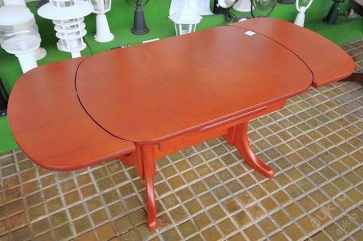 Konferenční stolek,rozkládací,nastav. výška (3142) - Nábytek