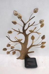 Svítící dekor. strom se solár čidlem II.j.(4420)