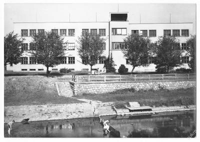 Choceň - škola
