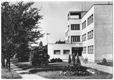 Choceň, Ústí nad Orlicí - škola