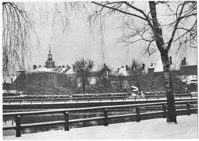 Choceň, Ústí nad Orlicí - zima