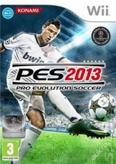 Wii - Pro Evolution Soccer 2013 - Hry