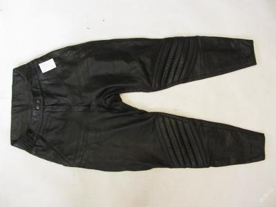 Kožené kalhoty Dainese v. 46 - obvod pasu: 72 cm