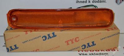 Pravý oranžový blikač - blinkr MAZDA 323 V 94-96
