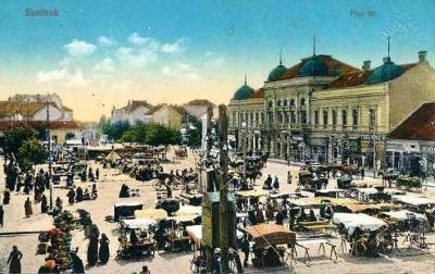 Maďarsko , Szolnok 1915