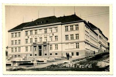 Velké Meziříčí 1937 - Žďár nad Sázavou