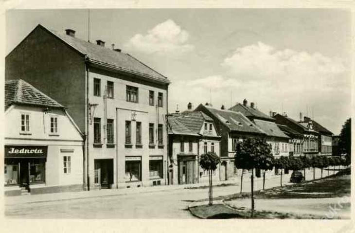 Kostelec nad Černými lesy - Praha-východ - Pohlednice