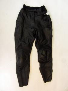 Kožené dámské kalhoty iXS vel.40 - obvod pasu:68