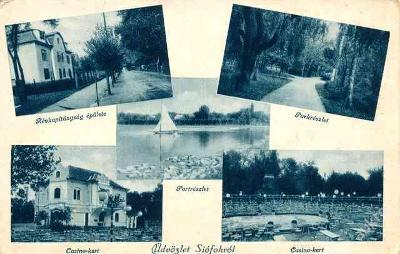 Maďarsko ,Siófok 1931 - Somogy