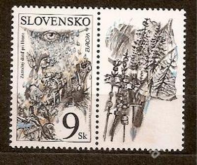 Slovensko 1997 kat.č.Mi278/Zb118 KP