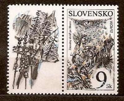 Slovensko 1997 kat.č.Mi278/Zb118 KĽ