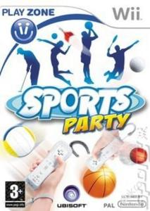 Wii - Sports Party
