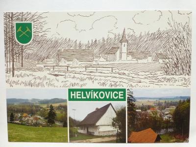 Helvíkovice, Žamberk, Ústí nad Orlicí - ERB