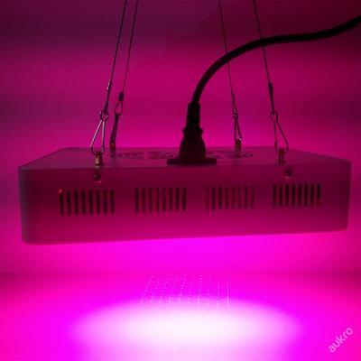300W led světlo pro pěstování rostlin, plné spektr