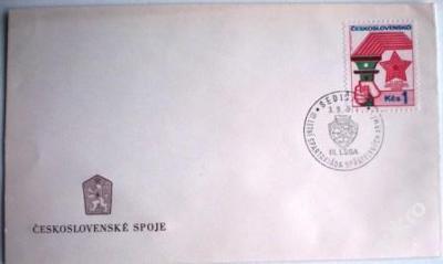 SEDLČANY 3.9. 1973 - III. LETNÍ SPARTAKIÁDA ARMÁD