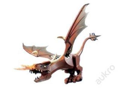 LEGO figurka drak Harry Potter Hungarian Horntail