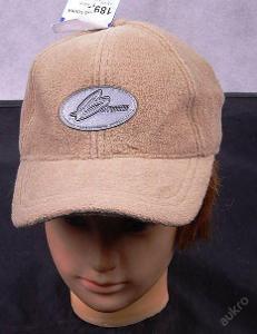 Dětská  kšiltovka, čepice - vel. 116-140 (Č 076 a)