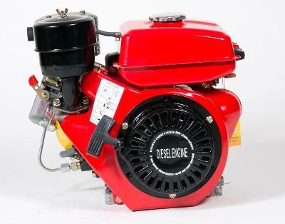 Dieslový naftový motor GERMAN 6,5HP DIESEL KIPOR