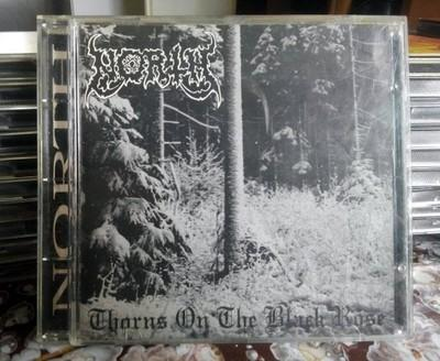 NORTH - Thorns On The Black Rose - 1 Press RARE
