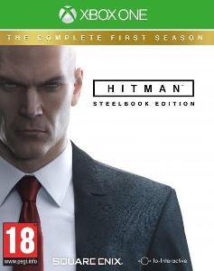 HITMAN STEELBOOK ED. COMPLETE FIRST SEASON - NOVÁ