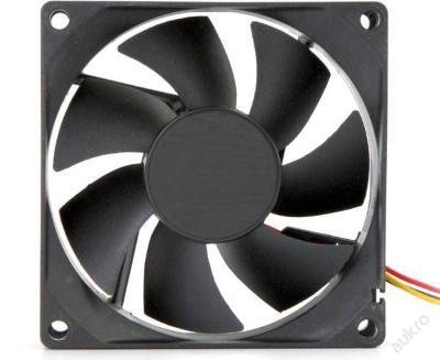 33x ventilátor (větráček) pro počítač 80x80x25
