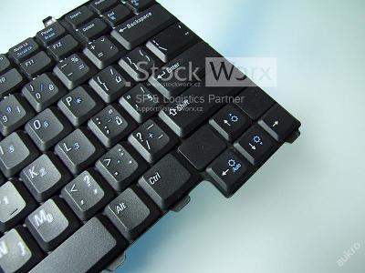 CT023 DELL Latitude D531 CZE klávesnice