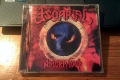 ESQARIAL - Amorphous - 1 Press
