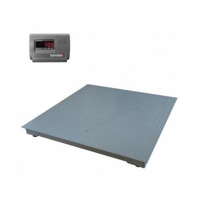 Podlahová plošinová váha A12 do 3000kg 1,2x2m
