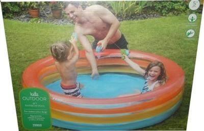 nový bazén 190 x 50 cm, kruhový, Ø 1,9