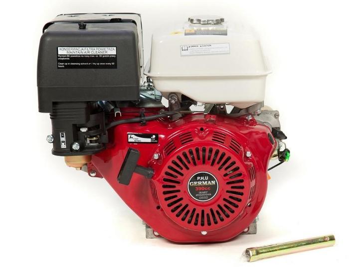 Benzínový motor OHV 13HP GX390 k čerpadlu centrále - Zahrada