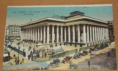 Paríž - La Bourse
