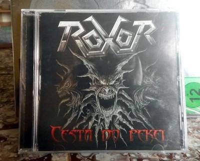 ROXOR - Cesta Do Pekel - 1 PRESS RARE
