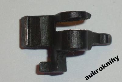 pistole vz. 52 - spoušťová páka