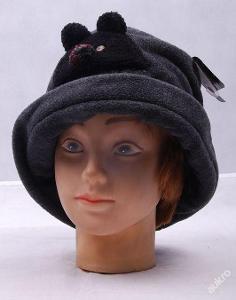 Dětská   čepice , klobouček  - (Č 118 )