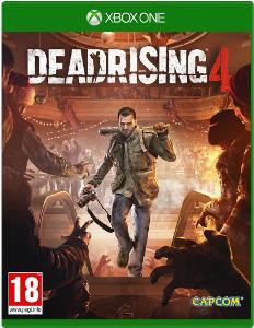 DEAD RISING 4 - NOVÁ - ZABALENÁ - XBOX ONE