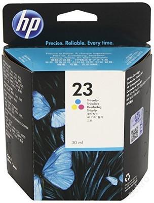 Originální náplň HP 23 Color/Barevná (C1823D)
