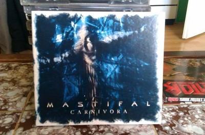MASTIFAL - Carnivora - 1 Press RARE - Hudba